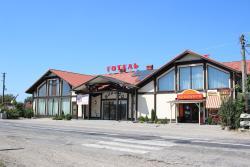 Hotel Budmo, Грушевського 33 Івано-Франківська область, 77408, Хомяковка