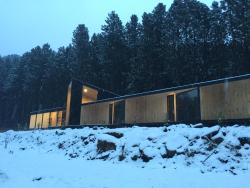 Vista Patagonia Lodge, Camino Aeródromo Teniente Vidal, Sector Los Pinos Parcela 3S-5, 5950000, Coihaique