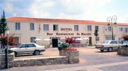 Hôtel du Marché, 2 Grand Place, 85230, Beauvoir-sur-Mer