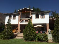 Casa Carian, Km 17.5 de la carretera Huaraz -Carhuaz A un Km al norte de  Jangas,, Chilán