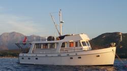 Comfortable houseboat, 32, Quai Jean Charles Rey, Port de Fontvieille , 98000, Monte Carlo