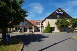 Hôtel Kyriad Vernon / Saint Marcel, 11 Rue de la Poste, 27950, Saint-Marcel