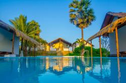 BedRock Beach Bungalow, Kelepalli Road, Odaikarai Thottam Kappaladi, Mudalaipali, 61360, Mudalaipali