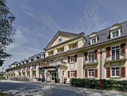 Santé Royale Hotel, Badstr. 45, 08648, Bad Brambach