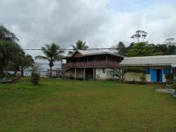 Colanta Beach House Kribi, Plage de Colanta Quartier Elabe, entrée Pré-Carré (à côté de l'hôtel La Marée). BP 215 Kribi, Ocean, Sud,, Kribi