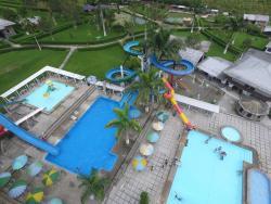 Hostería Olympus, Bucay, Recinto cascajal a 6 km desde Bucay a Pallatanga, 092650, Bucay