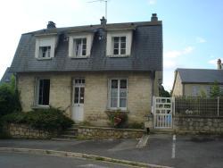 """Gite """"Etape à Coucy"""", 1 rue de la poste, 02380, Coucy-le-Château-Auffrique"""