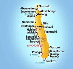 Mambui Bungalows, Loltong Village, Penama Province North Pentecost Island,, Latano