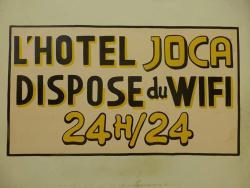 Hotel Joca, Rue Zéro souci agla Lot 3933    gbodjetin / fidjrosse kpota,, Cotonou
