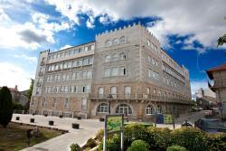 Termas de Cuntis - Hotel La Virgen, Rúa do Balneario 1, 36670, Cuntis