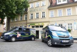 Hotel Goldene Henne, Ried 14, 99310, Arnstadt