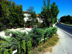 Hotel Rimski Most, Blažujski drum 82, 71215, Ilidža