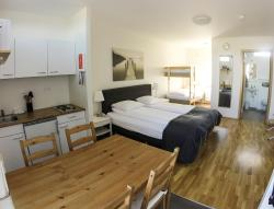 South Central Motel-Apartments, Brautarholt, 801, Brautarholt