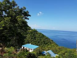 Evie Cottage, Anse a Liane, near Colihaut near St Peter's Parish,, Bioche