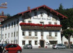 Hotel Alte Post, Traunsteiner Str. 7, 83313, Siegsdorf
