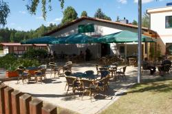 La Porte Hotel und Restaurant, Im Wald 3, 39517, Bertingen