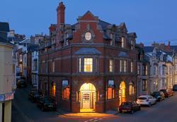 Castle Hotel, South Road, Aberystwyth, Dyfed, SY23 1JW, Aberystwyth