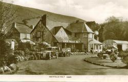 Butterfly Rooms - Aber Falls, Aber Falls Cafe - Butterfly Rooms - Abergwyngregyn, LL33 0LD, Aber