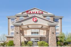 Ramada Inn & Suites Brooks, 1319 2nd Street West, T1R 1P7, Brooks
