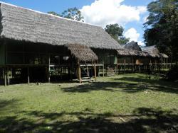 Amazon Eco Tours & Lodge, Rio Yanayacu (Comunidad San Juan de Huashalado), 16001, Santa Teresa