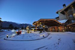 Pirin Golf Hotel and Spa, Pirin Golf Resort, 2770, Bansko