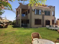 Villa Rihana, Gameeyat Elbonok, King Mariut ,beside sigma company ,Villa Mohamed Elbialy, 21015, King Mariout