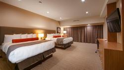 Best Western Plus Mountain View Inn & Suites, 706 Main St., P.O. Box 898, T0M 1X0, Sundre