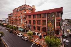 Hotel El Auca, Calle Napo 30-01 y García Moreno, 170514, Puerto Francisco de Orellana