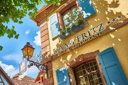 Hotel Restaurant L'ami Fritz, 8, rue des Chateaux, 67530, Ottrott