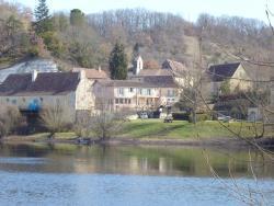 Hôtel-Restaurant Côté Rivage, Badefols-Sur-Dordogne, 24150, Badefols-sur-Dordogne