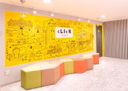 Click Hotel - Ximending Branch, 10F -3, No. 36, Xining South Road, 108, Taipei