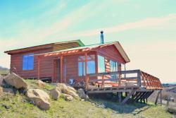 Cabaña Racu, Ruta internacional pino hachado km 150,, Liucura