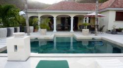 Villa Stella, 7  Jardins d'Orient Bay, 97150, Залив Орьен