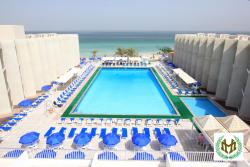 Beach Hotel Sharjah, Al Khan,, Sharjah