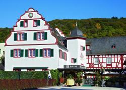 Hotel Rheingraf, Von-der-Leyen-Str. 2 Zufahrt über Rheinuferstr. 33, 56341, Kamp-Bornhofen