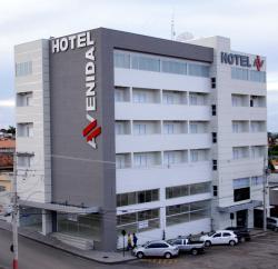 Hotel Avenida, Avenida Dona Zica, 1010, 38770-000, João Pinheiro