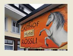 Hotel Restaurant Roessli, Aarauerstrasse 39, 5116, Schinznach Bad