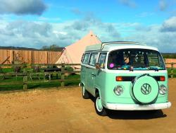 Bybrook Barn Bell Tent, Leicester Lane, Swithland, Loughborough, Leicestershire, LE12 8TD, Swithland