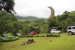 Pousada Alameda da Serra, estrada dos garcias s/n, 37450-000, Aiuruoca