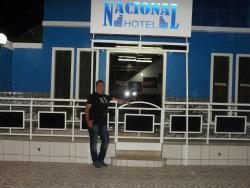 Nacional Hotel, Rua Bahia 100, 39470-000, Itacarambi