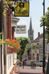 Logis Hotel Le Cerf, 22 Boulevard Buyser, 45250, Briare