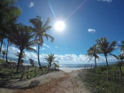Boki da Zezé Lounge, Praia de Algodōes, 45520-000, Marau
