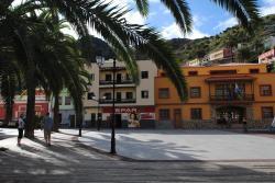 Hostal Casa Amaya, Plaza de La Constitución, 2, 38840, Vallehermoso