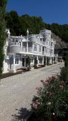 Mramorny Zamok Hotel, Агараки, ул. Монашенское ущелье Агараки, ул. Монашенское ущелье, 384898, Pizunda