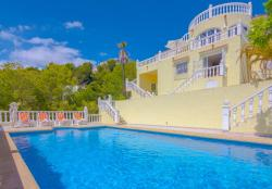 Villa Montemar, Del Teuladi 21, 03720, Paratella