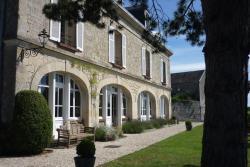 Chambres d'Hôtes La Couronne, 1 rue Paul Bazin, 02600, Saint-Pierre-Aigle