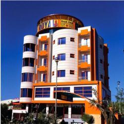 Royal gaz Hotel, Neibourhood 14, Mbikalimi shkozetit Shkozet, 2000, ドゥラス