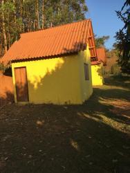 Chalés Cabana do Eugenio, Mg 482, Estrada Velha - Vendinha, 36576-000, Pôrto Firme