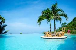 Paraiso Escondido Hotel Villas & Resort, Kilómetro 77 carretera del Litoral, (carretera que de la Libertad conduce hacia Sonsonate) entre el 4 y 5º Túnel, 01101, El Níspero