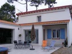 Rental Villa Magnifique Maison Pour 10 Personnes Parc Des Jars, 17 Allee Des Cols Verts Parc Des Jars, 85360, Les Mouettes
